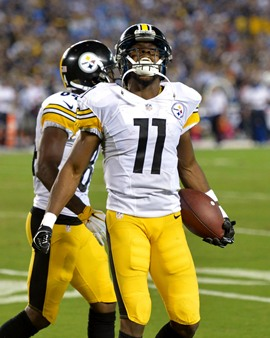 Markus Wheaton - Pittsburgh Steelers