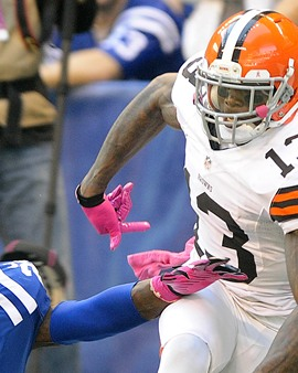Josh Gordon - Cleveland Browns