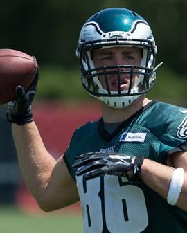 Zach Ertz - Philadelphia Eagles