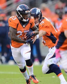 Ronnie Hillman - Denver Broncos