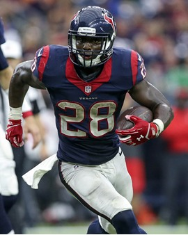 Alfred Blue - Houston Texans