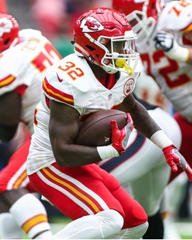 Spencer Ware (RB)