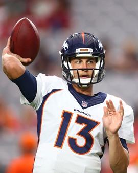 Trevor Siemian - Denver Broncos