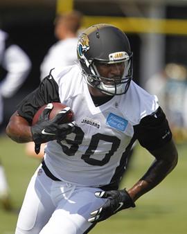 Julius Thomas - Jacksonville Jaguars