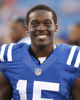 Phillip Dorsett - Indianapolis Colts