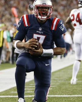 Jacoby Brissett - New England Patriots