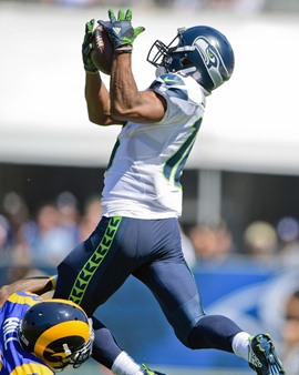 Tyler Lockett - Seattle Seahawks