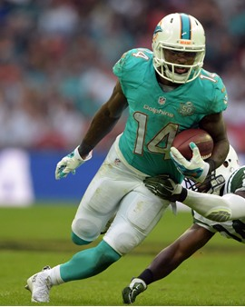 Jarvis Landry - Miami Dolphins