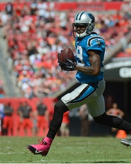 Ted Ginn Jr. - Carolina Panthers