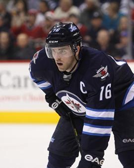 Andrew Ladd - New York Islanders