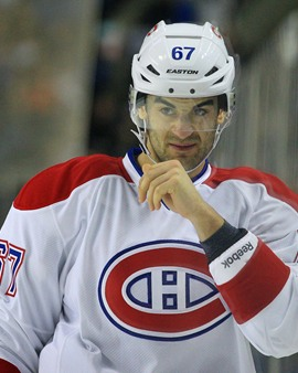Max Pacioretty - Montreal Canadiens