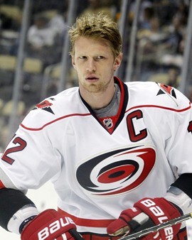 Eric Staal (C)